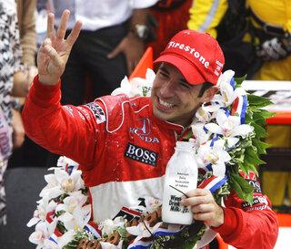 Indy 500 2007 Race 93 Auto Racing