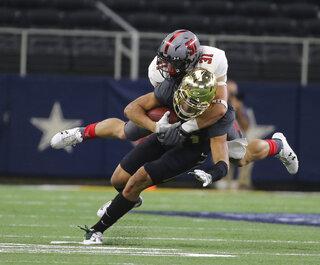 APTOPIX Texas Tech Baylor Football