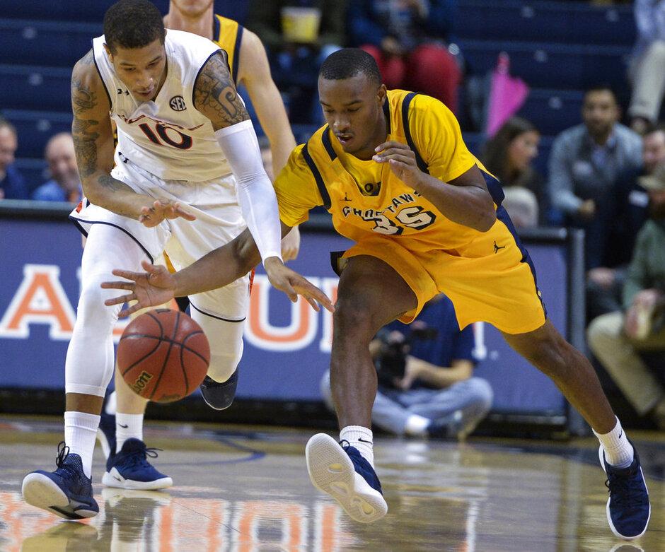 Mississippi College Auburn Basketball