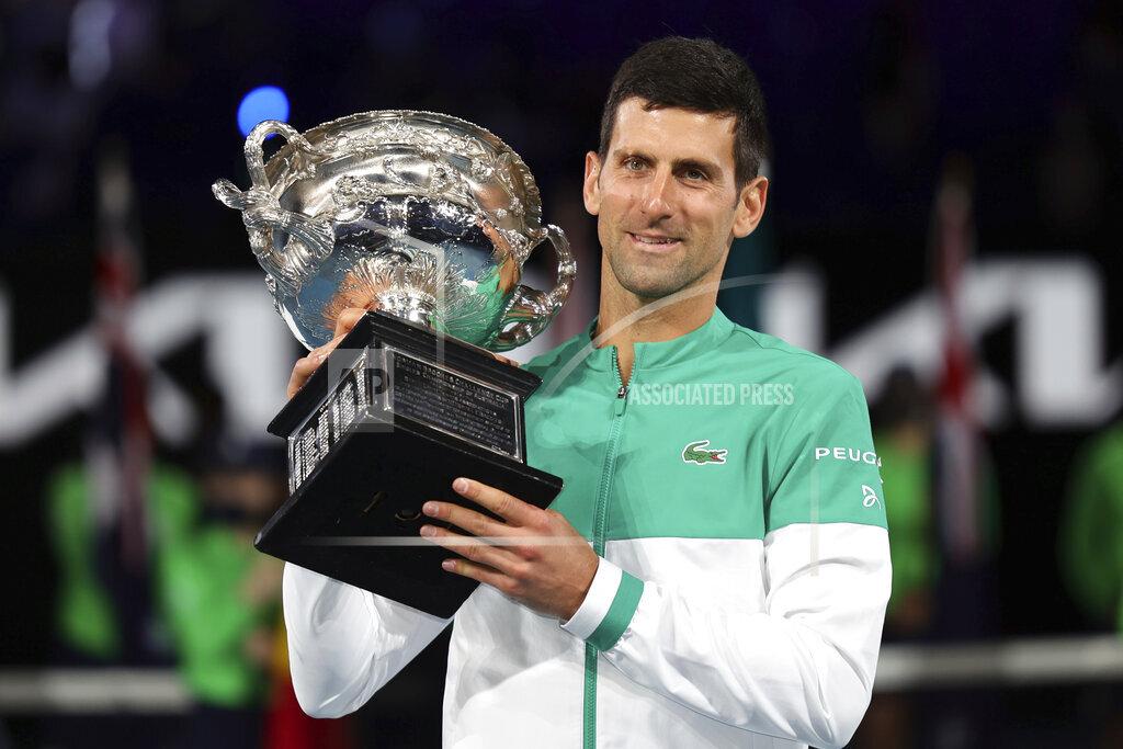 Tennis 2021: Australian Open Day 14