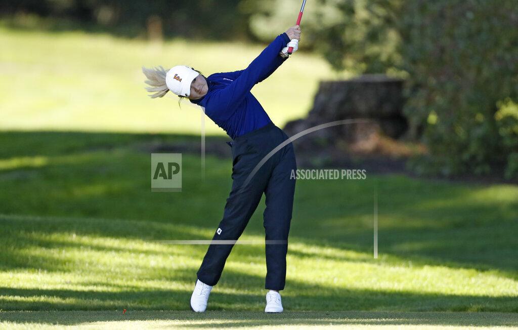 NCAA Golf 2019: 2019 Rose City Collegiate Golf Tournament OCT 01