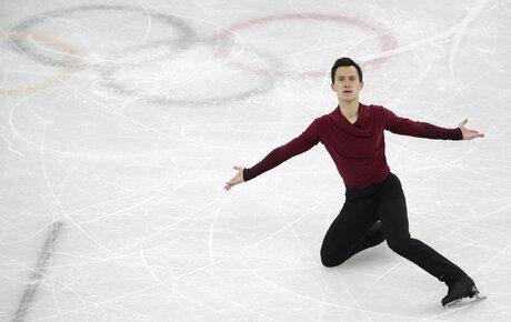 Pyeongchang Olympics Figure Skating Beijing Bound