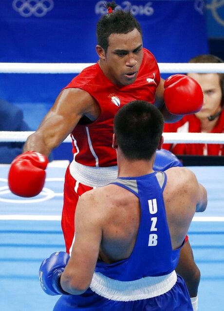 Rio Olympics Boxing