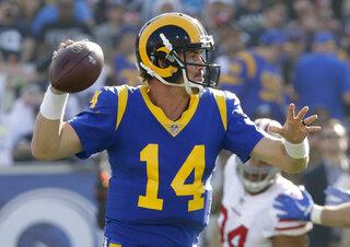Rams Classic Uniforms Football