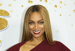 FILE - In this Tuesday, Aug. 21, 2018, file photo, Tyra Banks attends the