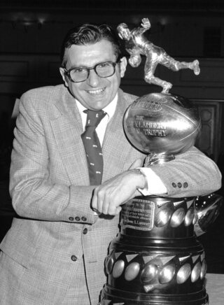 Penn State-Moving Past Paterno Football