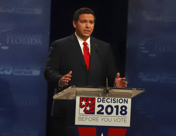Florida Governor Debate