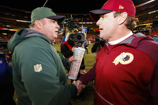Mike McCarthy, Jay Gruden