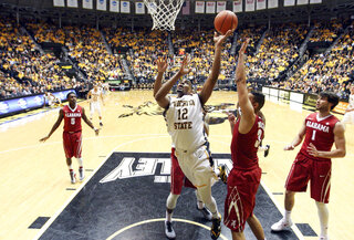 Alabama Wichita St Basketball