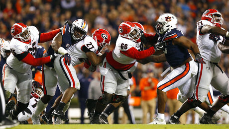 Auburn Defense Football
