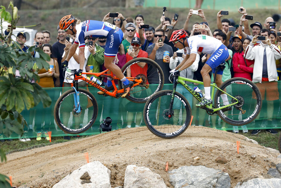 Rio Olympics Mountain Bike Cycling Men