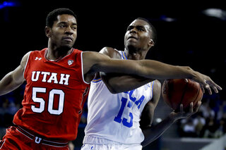 Utah UCLA Basketball
