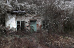 In this photo taken on Thursday, Jan. 23, 2020,  an abandoned house is seen in the village of Blagojev Kamen, Serbia. Near-empty villages with abandoned, crumbling houses can be seen all over Serbia — a clear symptom of a shrinking population that is raising acute questions over the economic well-being of the country. The decline is happening so fast it's considered a national emergency and the United Nations has stepped in to help. (AP Photo/Darko Vojinovic)