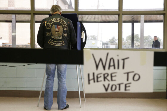 Campaign 2016 South Carolina Primary