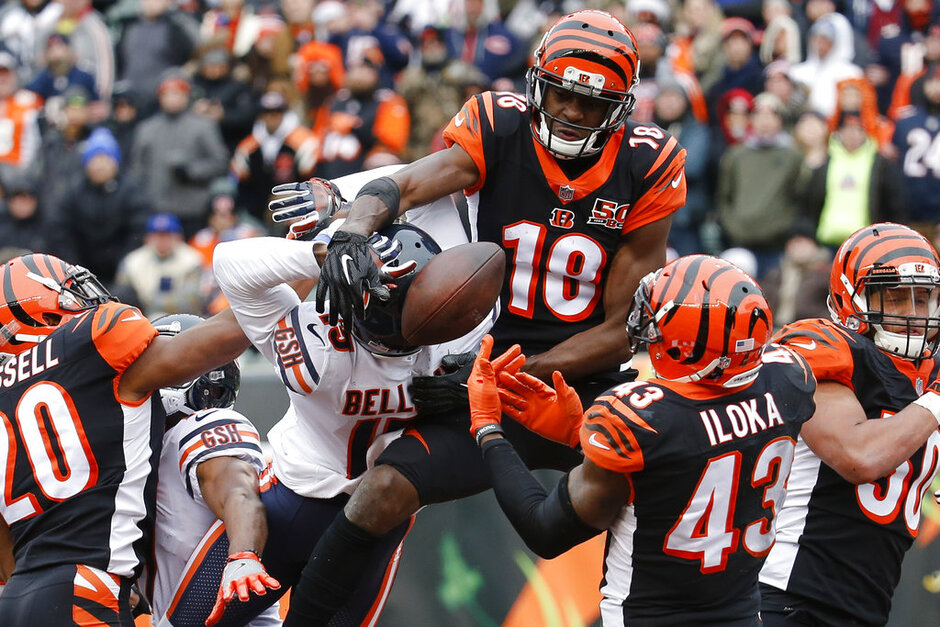 A.J. Green, Josh Bellamy