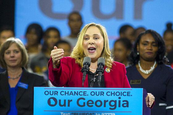 Election 2020 Georgia Senate
