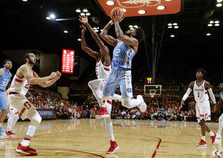 North Carolina Stanford Basketball