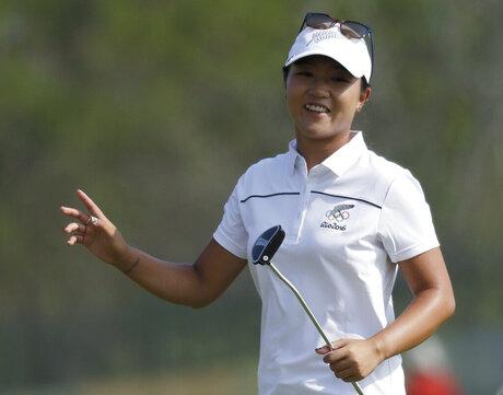 Rio Olympics Golf Women