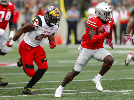 Johnnie Dixon, Antoine Brooks