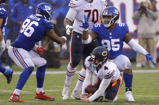 Giants Colts Preview Football