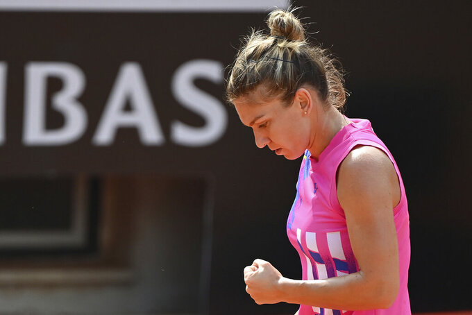 Perfect prep: Halep takes 14-match win streak to French Open