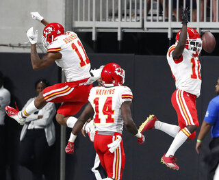 Chiefs Falcons Football