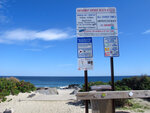 This Sept. 27, 2021, photo shows a public entrance to the beach in Deal, N.J. Deal is one of three Jersey Shore towns that will share a $26 million beach replenishment project starting in November. (AP Photo/Wayne Parry)