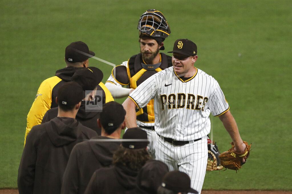 Mariners Padres Baseball