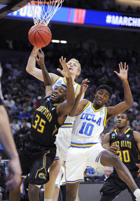 NCAA Kent St UCLA Basketball
