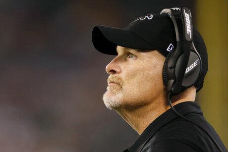 Falcons Renewed Optimism Football