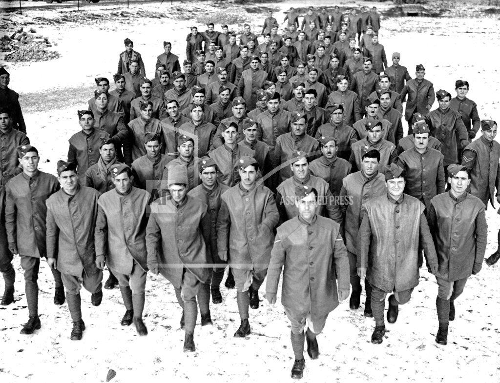 Watchf AP I   FRA APHSL36366 WWII France Cypriot Muleteers
