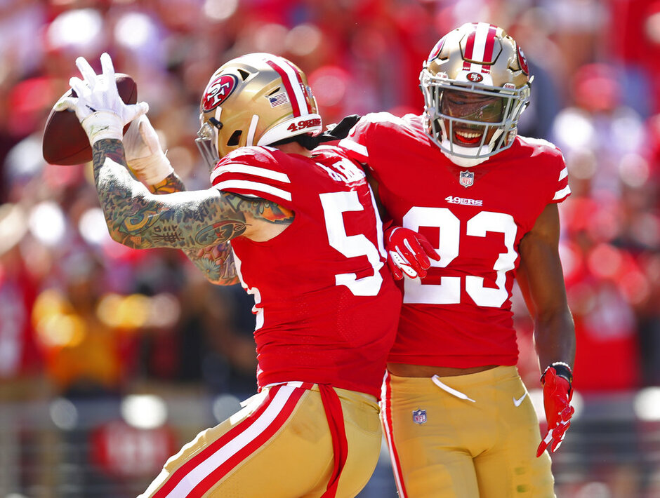 Cassius Marsh, Ahkello Witherspoon