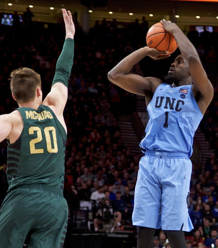 Theo Pinson, Matt McQuaid