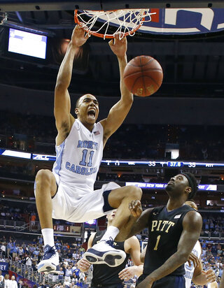 Brice Johnson, Jamel Artis