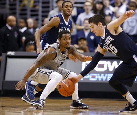 Ryan Arcidiacono, D'Vauntes Smith-Rivera