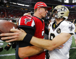 Falcons Saints Preview Football