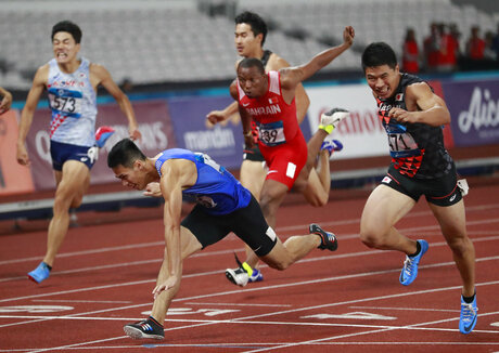 Indonesia Asian Games Athletics