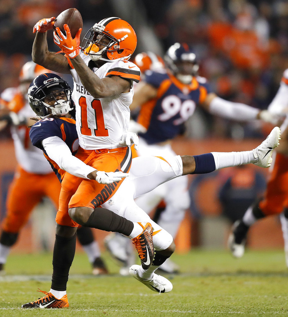 Browns Broncos Football