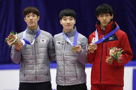 Seo Yi-ra, Sin Da-woon, Keita Watanabe