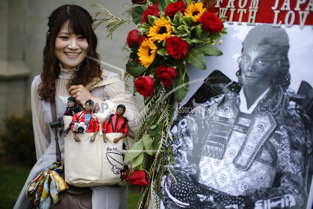 Michael Jackson Anniversary
