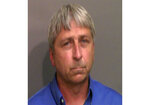 This booking photo provided by the Glynn County Sheriff's Office shows William