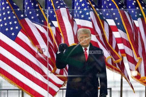 APTOPIX Electoral College Protests Trump