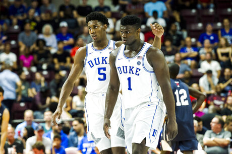 Duke-Fab Freshmen Basketball