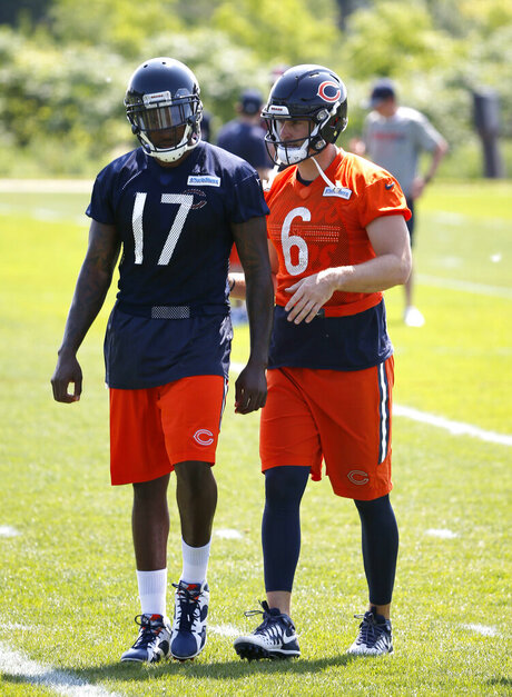 Jay Cutler, Alshon Jeffery