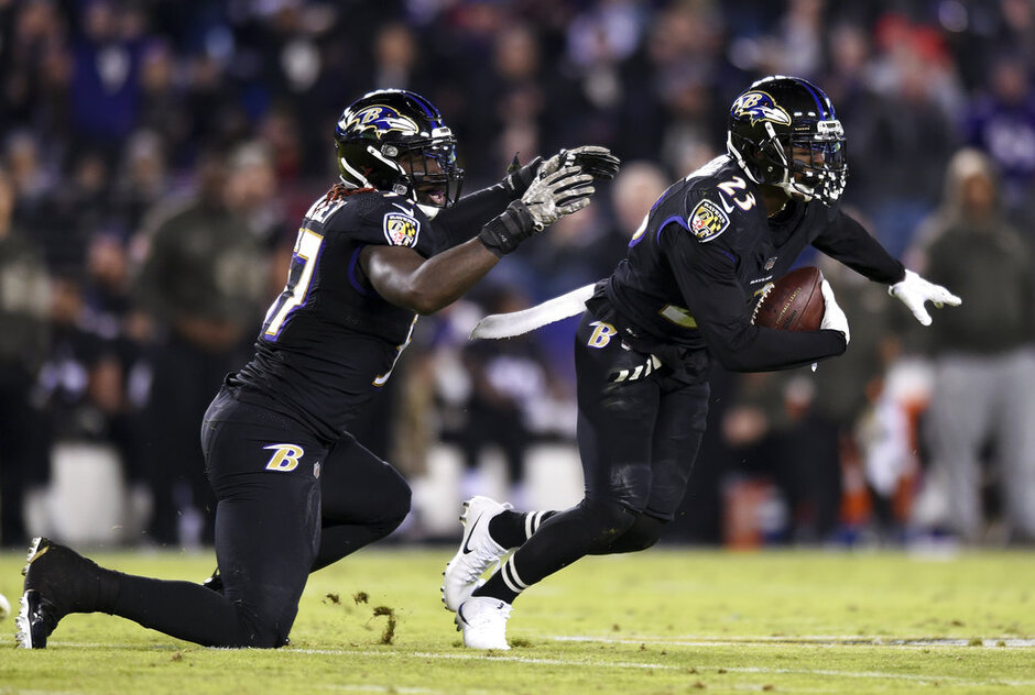 C.J. Mosley, Tony Jefferson
