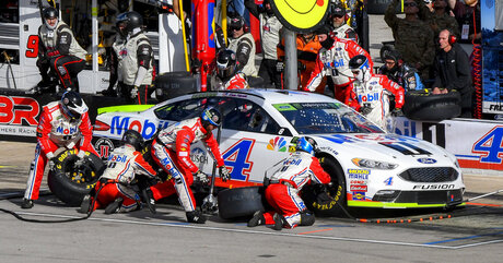 NASCAR-Cheating Crisis Auto Racing