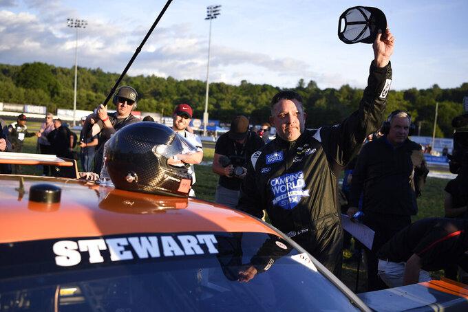Column: Stewart realistic about SHR's current struggles