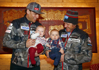 Italy Ski Babies