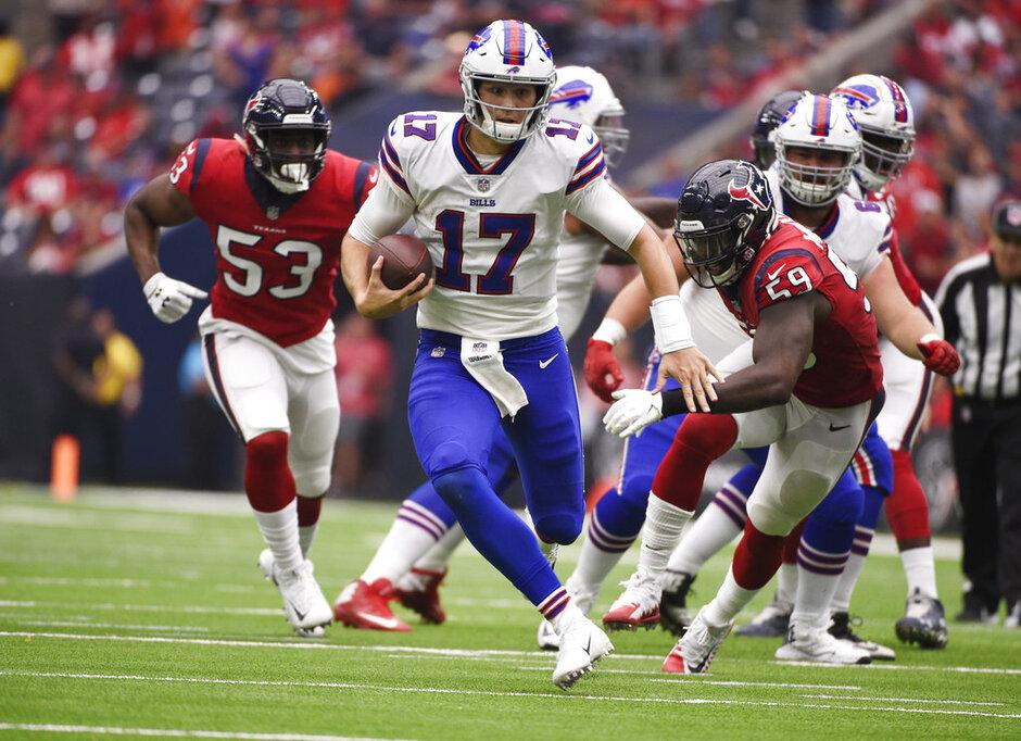 Bills Return Football