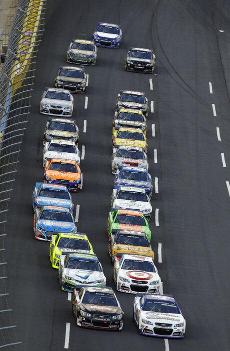 NASCAR Sprint Showdown Auto Racing